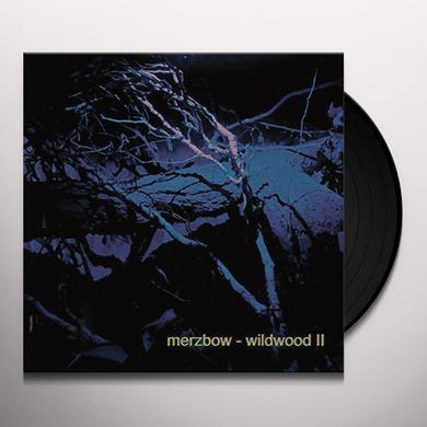 Merzbow WILDWOOD II Vinyl Record