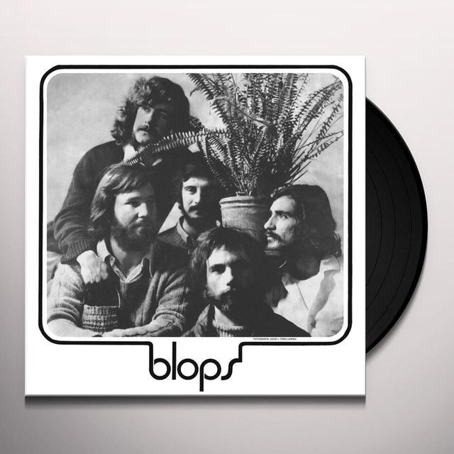 BLOPS Vinyl Record