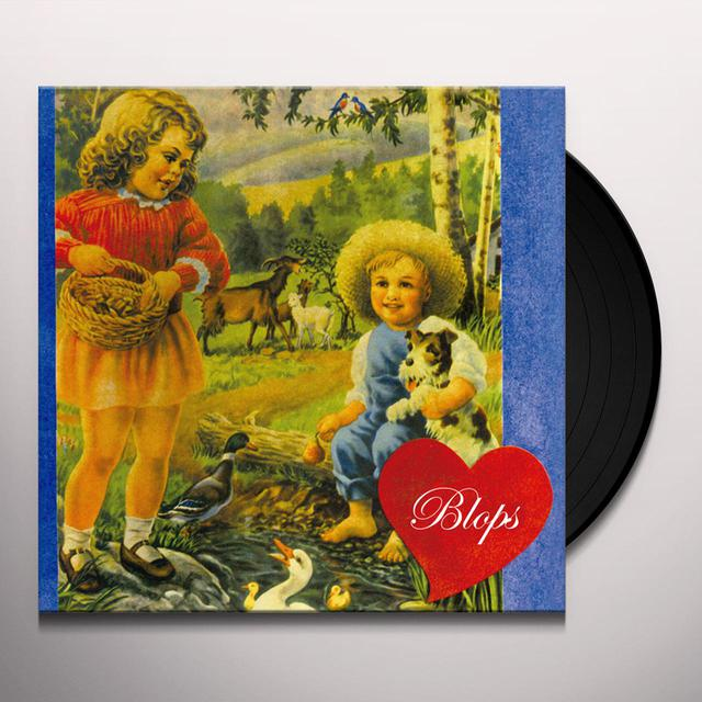 Blops DEL VOLAR DE LAS PALOMAS) Vinyl Record