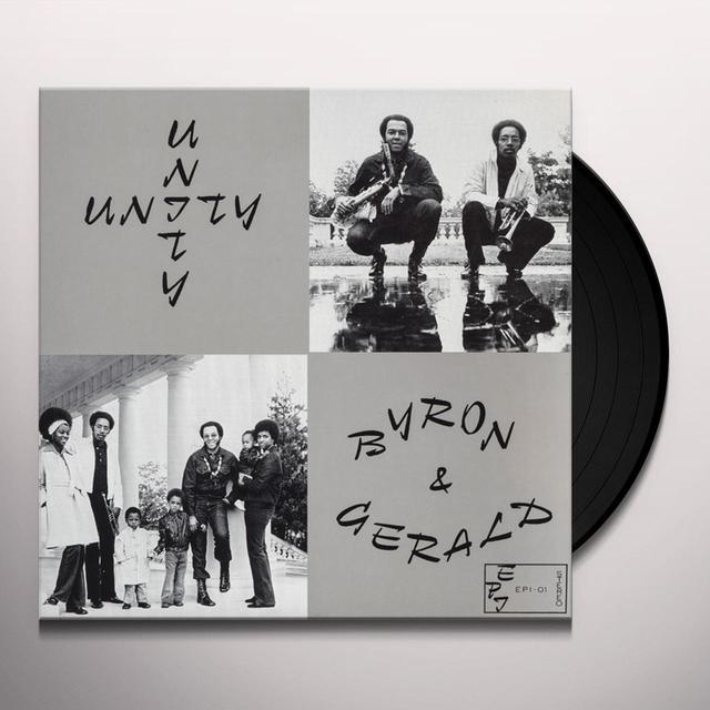 Byron & Gerald UNITY Vinyl Record