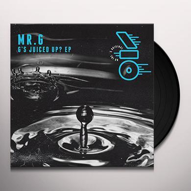 mr.g G'S JUICED UP Vinyl Record