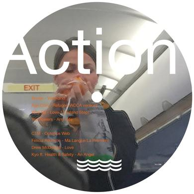 Croatian Amor LOVE MEANS TAKING ACTION REMIXES Vinyl Record