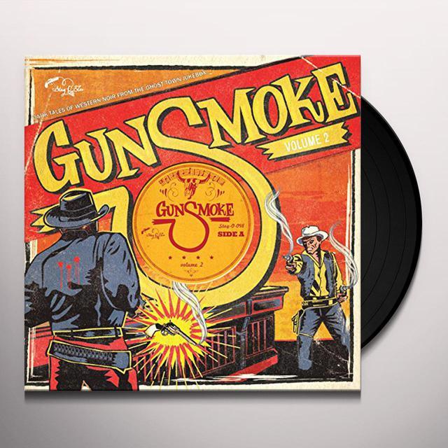 GUNSMOKE 2: DARK TALES OF WESTERN NOIR FROM / VAR Vinyl Record