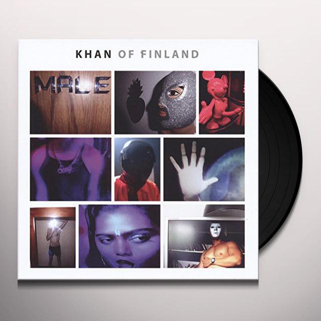 Khan Of Finland NICHT NUR SEX Vinyl Record