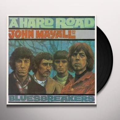 John Mayall & The Bluesbreakers HARD ROAD Vinyl Record
