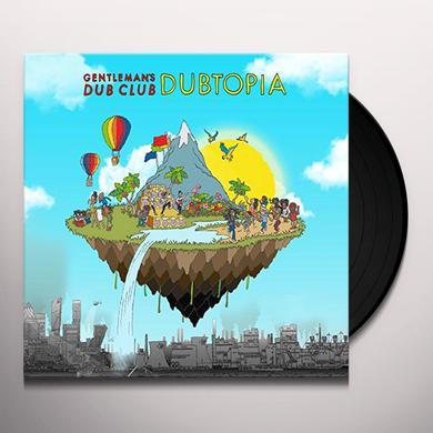 GENTLEMAN'S DUB CLUB DUBTOPIA Vinyl Record