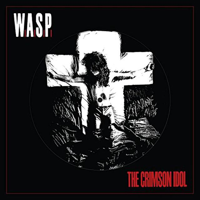 W.A.S.P CRIMSON IDOL Vinyl Record