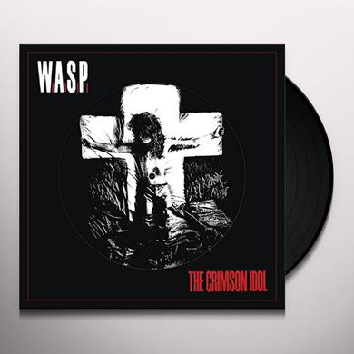 Wasp CRIMSON IDOL Vinyl Record