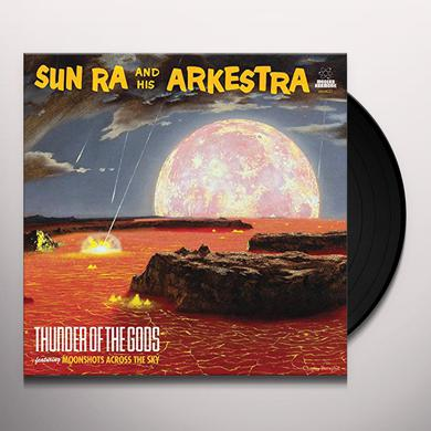 Sun Ra THUNDER OF THE GODS Vinyl Record