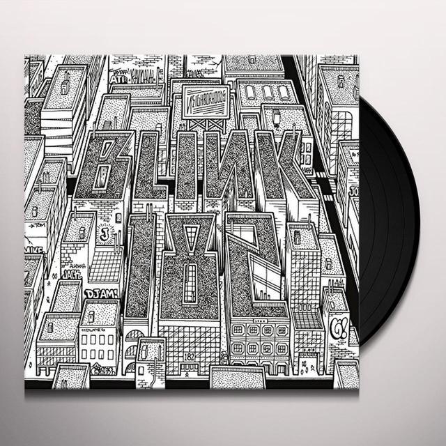 Blink 182 NEIGHBORHOODS Vinyl Record