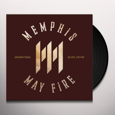 Memphis May Fire UNCONDITIONAL DELUXE Vinyl Record