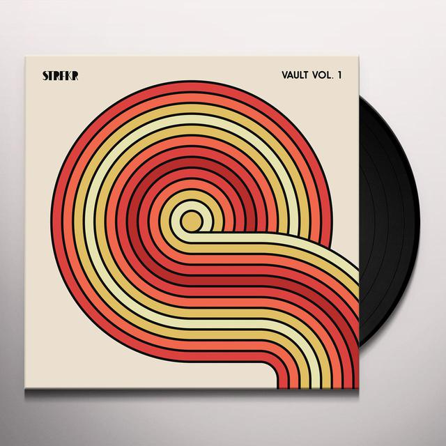 Strfkr VAULT 1 Vinyl Record