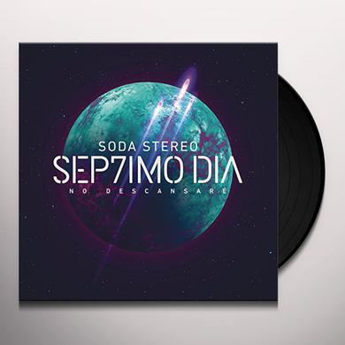 Soda Stereo SEP7IMO DIA Vinyl Record