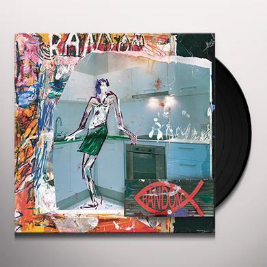 Charly Garcia RANDOM Vinyl Record