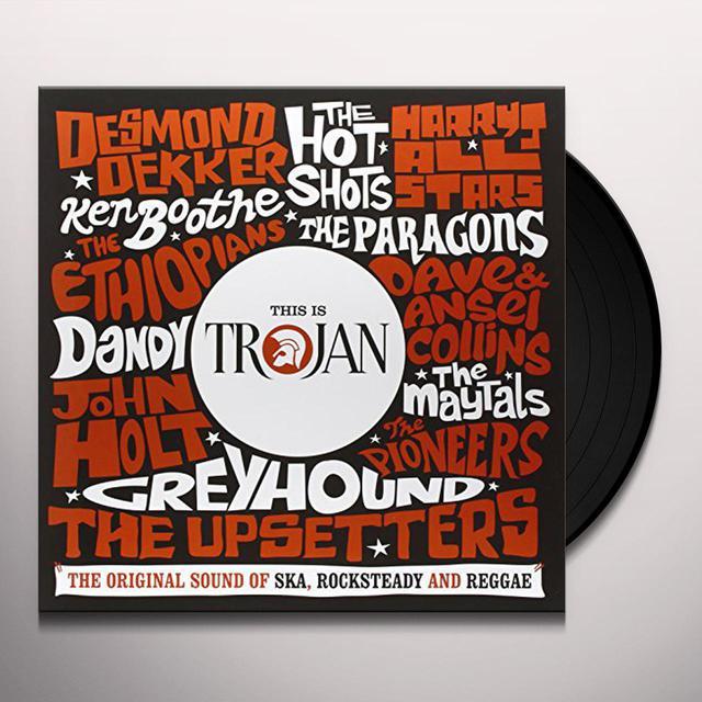 THIS IS TROJAN / VARIOUS Vinyl Record