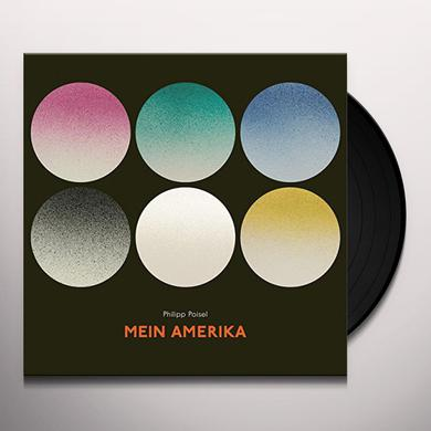 Philipp Poisel MEIN AMERIKA: LIMITED EDITION Vinyl Record