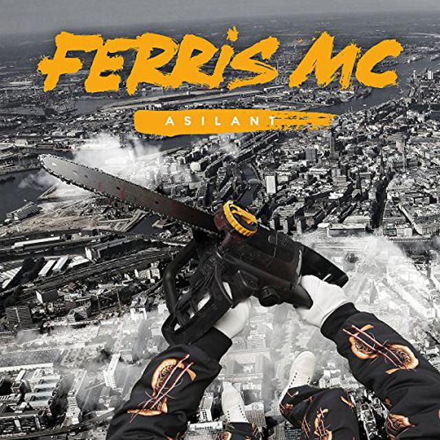 FERRIS MC ASILANT (COLORED) Vinyl Record