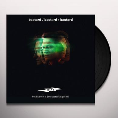 Bela B BASTARD Vinyl Record
