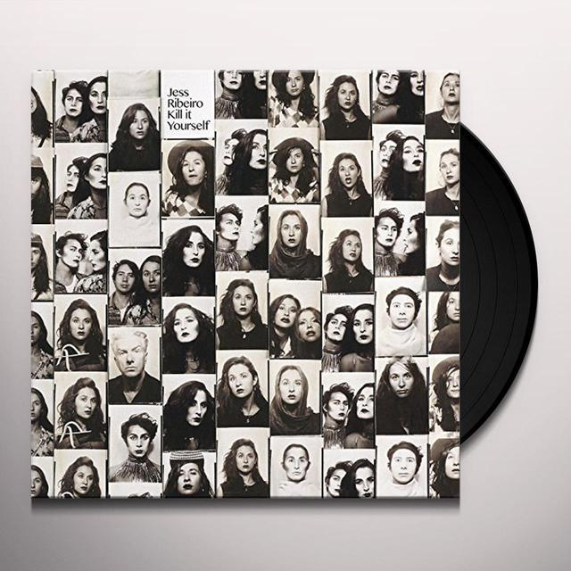 Jess Ribeiro KILL IT YOURSELF Vinyl Record