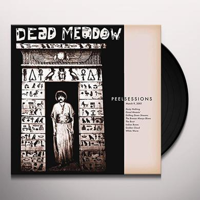 Dead Meadow PEEL SESSIONS Vinyl Record