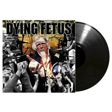 Dying Fetus DESTROY THE OPPOSITION Vinyl Record