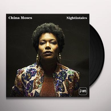 China Moses NIGHTINTALES Vinyl Record