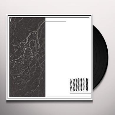 Brooch BLOOD SPITTING / BROKEN GLASS Vinyl Record