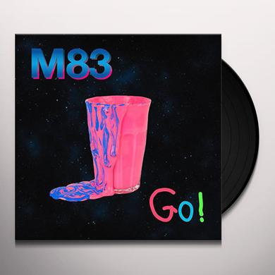 M83 GO! REMIXES Vinyl Record