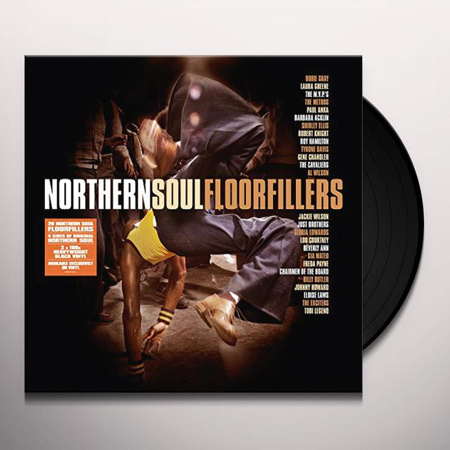 NORTHERN SOUL FLOORFILLERS / VARIOUS Vinyl Record