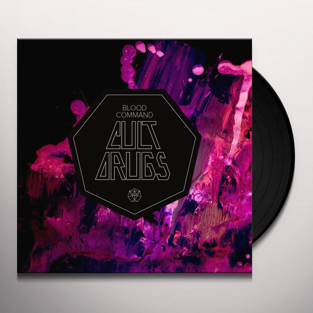 Blood Command CULT DRUGS Vinyl Record