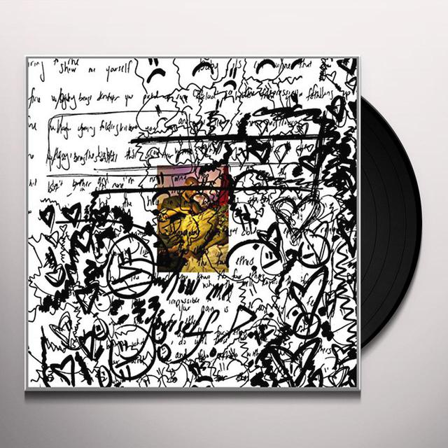 serpentwithfeet BLISTERS Vinyl Record - UK Release