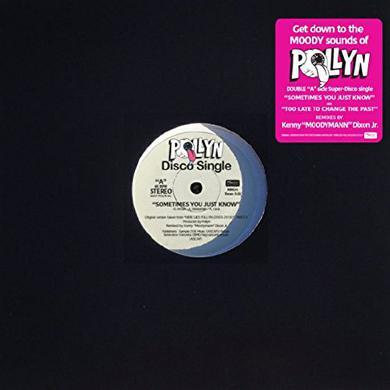 Pollyn MOODYMANN REMIXES 12 Vinyl Record