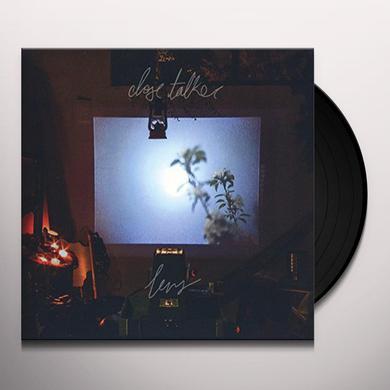 CLOSE TALKER LENS Vinyl Record