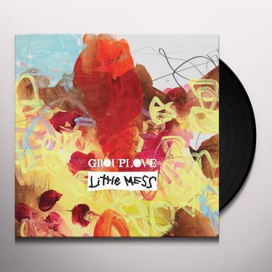 Grouplove LITTLE MESS EP Vinyl Record