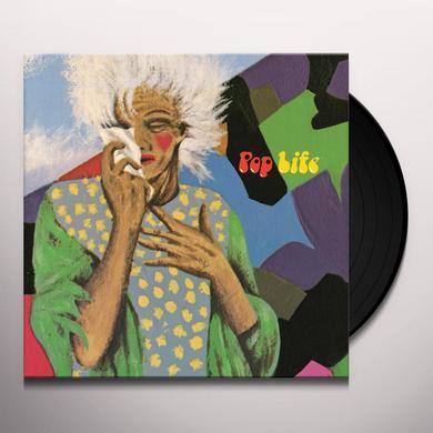 Prince POP LIFE Vinyl Record