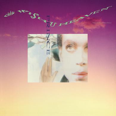 Prince I WISH U HEAVEN Vinyl Record