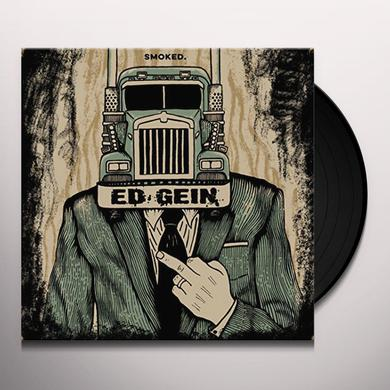 Ed Gein SMOKED Vinyl Record