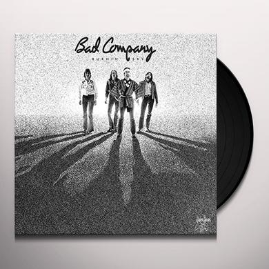 Bad Company BURNIN SKY Vinyl Record