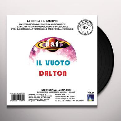 Dalton LA DONNA E IL BAMBINO / IL VUOTO Vinyl Record