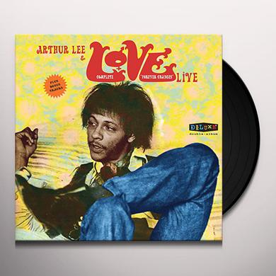 Arthur Lee & Love COMPLETE FOREVER CHANGES LIVE Vinyl Record