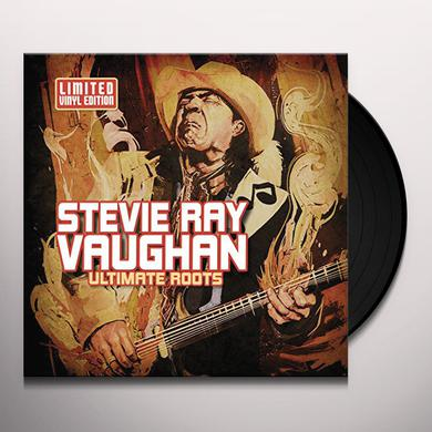 Stevie Ray Vaughan ULTIMATE ROOTS Vinyl Record