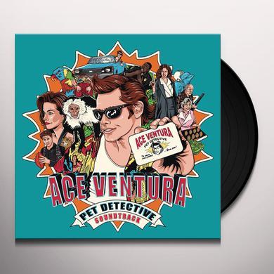 ACE VENTURA: PET DETECTIVE / O.S.T. Vinyl Record