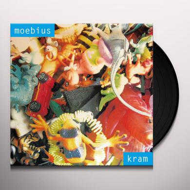 Dieter Moebius KRAM Vinyl Record