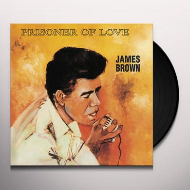 James Brown PRISONER OF LOVE Vinyl Record