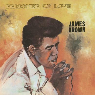 James Brown PRISONER OF LOVE Vinyl Record
