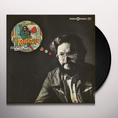 Gerardo Iacoucci LE AVVENTUE Vinyl Record