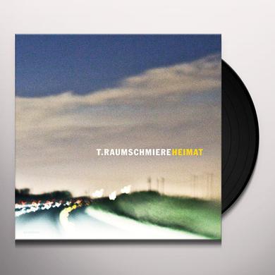 T Raumschmiere HEIMAT Vinyl Record