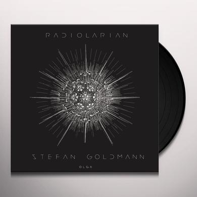 Stefan Goldmann RADIOLARIAN Vinyl Record