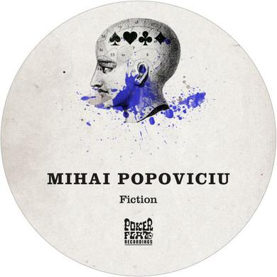 Mihai Popoviciu FICTION Vinyl Record