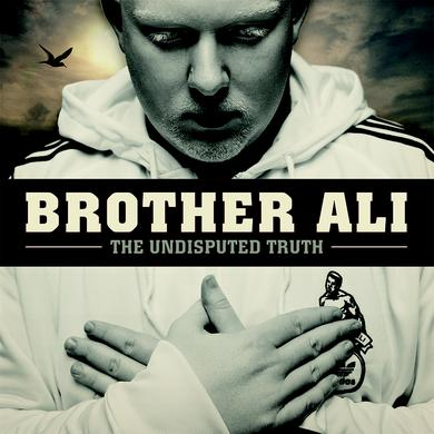 Brother Ali UNDISPUTED TRUTH (10 YEAR ANNIVERSARY EDITION) Vinyl Record
